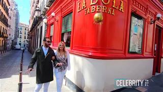 Celebrity travel   Στη Μαδρίτη με την Κωνσταντίνα Σπυροπούλου, μέρος Β΄